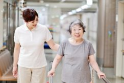 【E0139】有料老人ホームの介護士