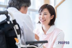 【E0200】有料老人ホームの介護士