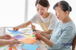 【E兵庫107994402】特別養護老人ホームにおける介護士