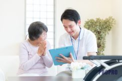 【E兵庫123825160】訪問介護におけるケアマネージャー