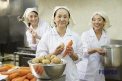 【Y奈良069238】学校における調理補助業務