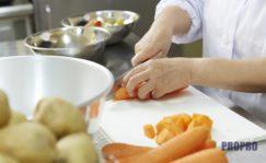 【Y大阪069193】給食受託業務の調理補助